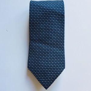 Brooks Brothers Blue Print Tie